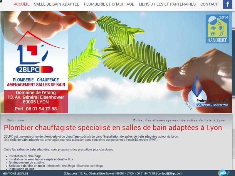 Un Plombier Chauffagiste Certifie Handibat A Lyon 2blpc Jalis