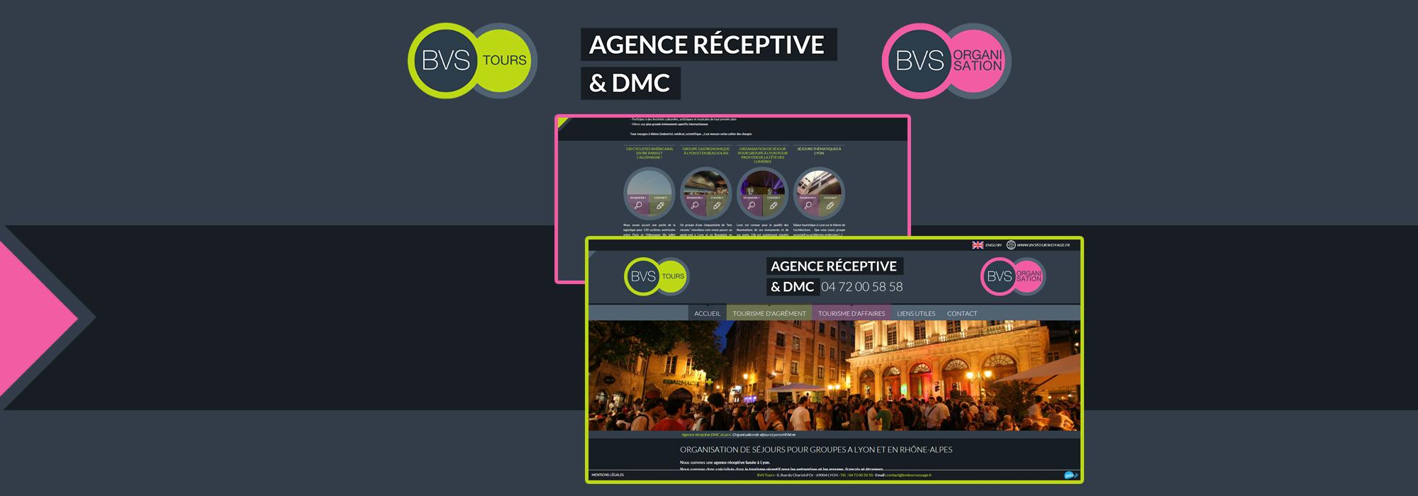 Agence réceptive à Lyon - BVS Tours