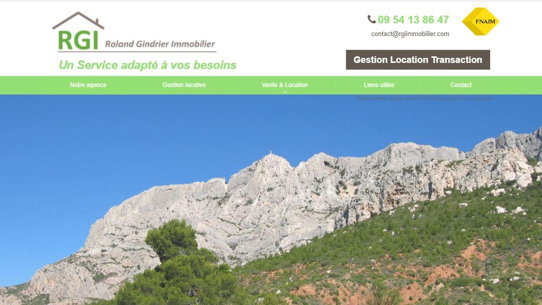 Agence immobilière Aix Les Milles