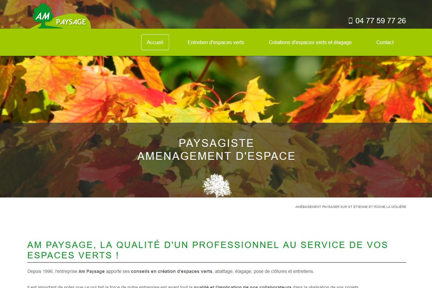 Paysagiste Saint-Etienne