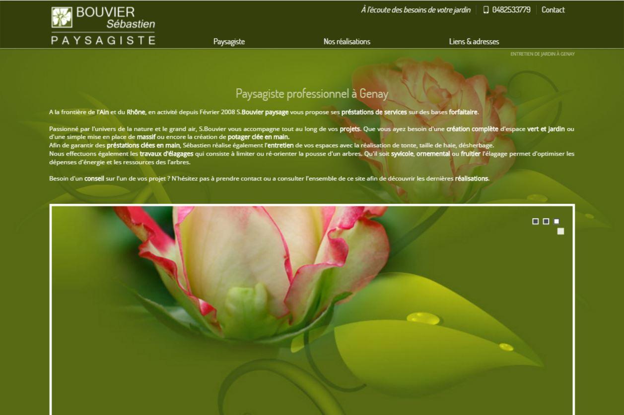 Cr ation de jardin potager par un paysagiste bouvier for Creation jardin potager