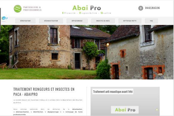 Entreprise de dépigeonnage à Aix en Provence