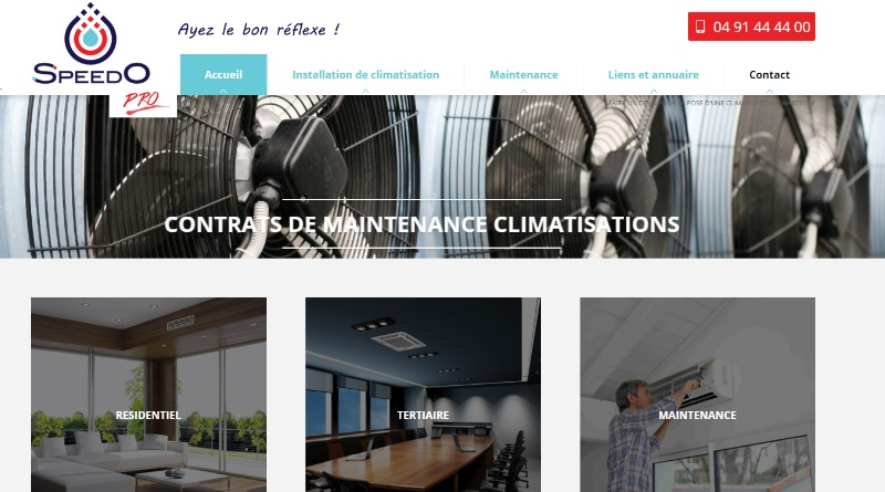 Installation de climatisations réversibles Marseille