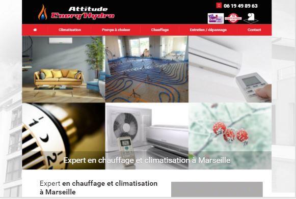 Vente de pompe a chaleur à Marseille
