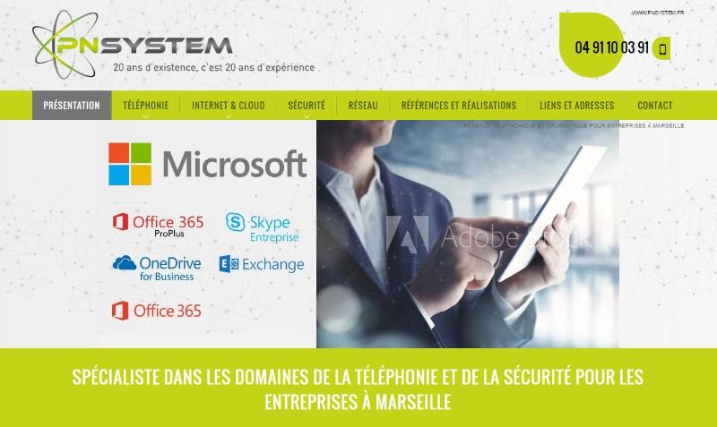 Téléphonie d'entreprise Marseille