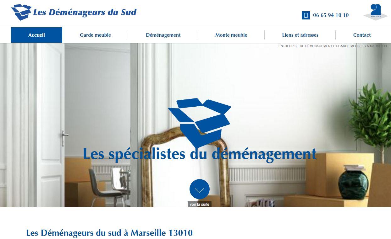 Entreprise de déménagement à Marseille