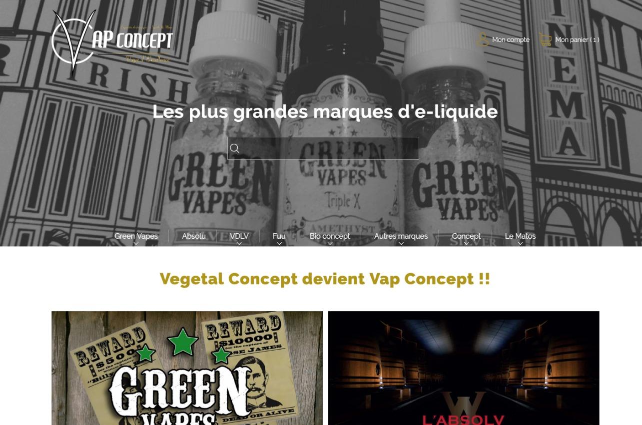 vap concept