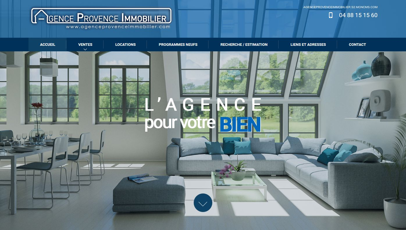 agence immobiliere Marseille 8eme