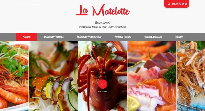 Restaurant Fecamp Fruits De Mer