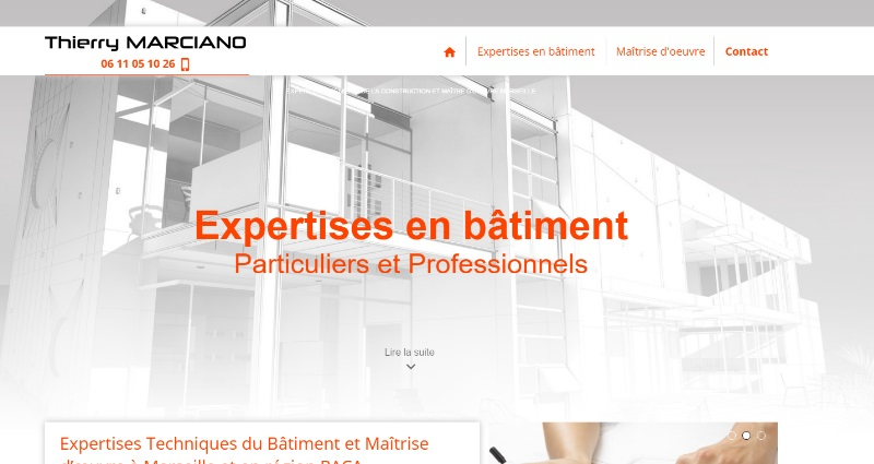 Expertise en bâtiments Marseille