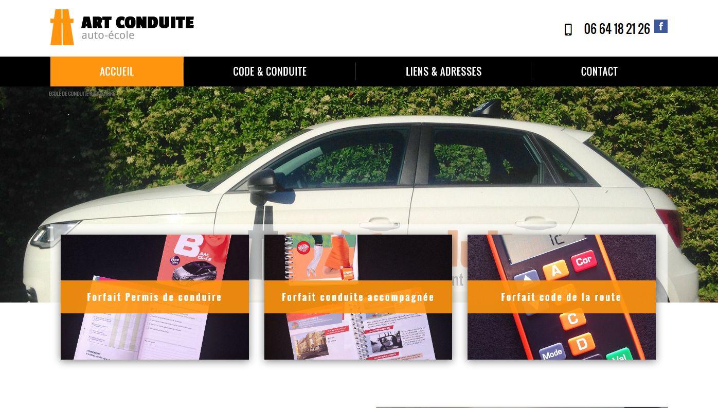 auto cole roquevaire art 39 conduite site internet automobile jalis. Black Bedroom Furniture Sets. Home Design Ideas