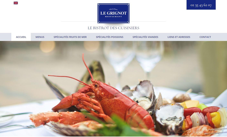 Le Grignot, Restaurant le Havre