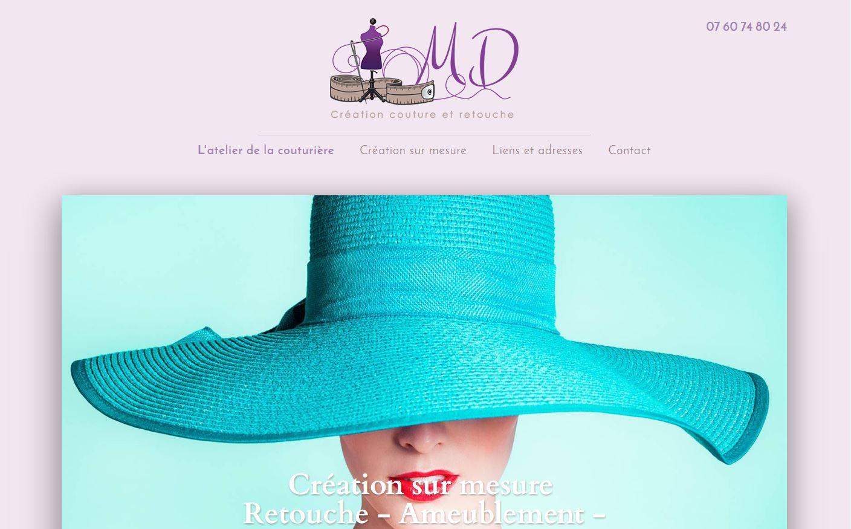 Atelier de haute couture toulon maria design agence for Couture a marseille