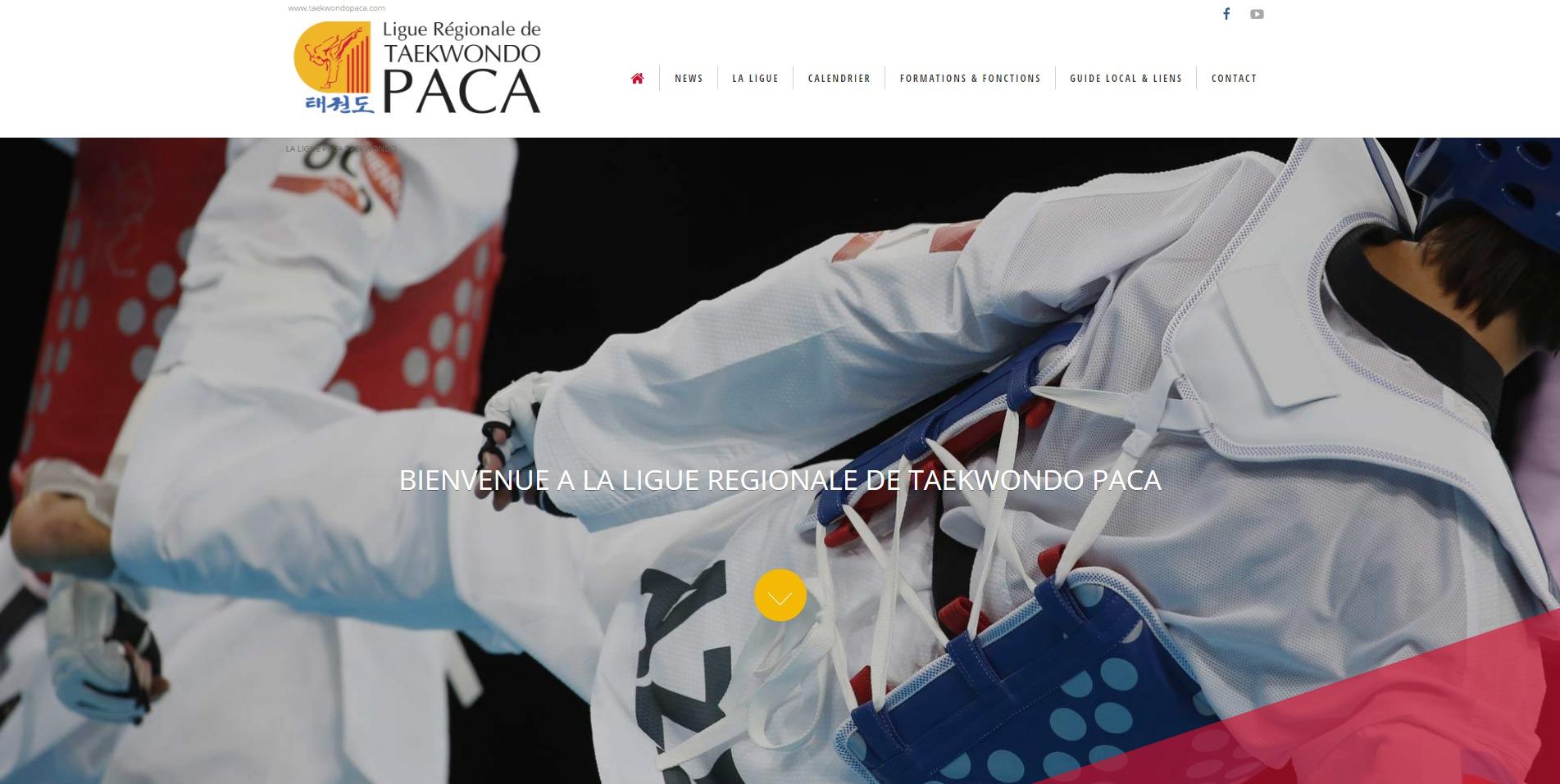ligue regionale taekwondo paca