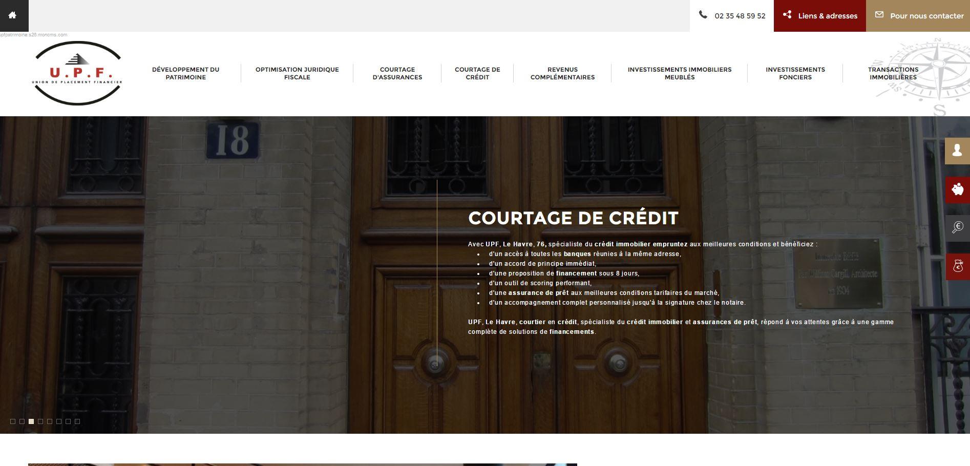 Gestion de patrimoine au Havre