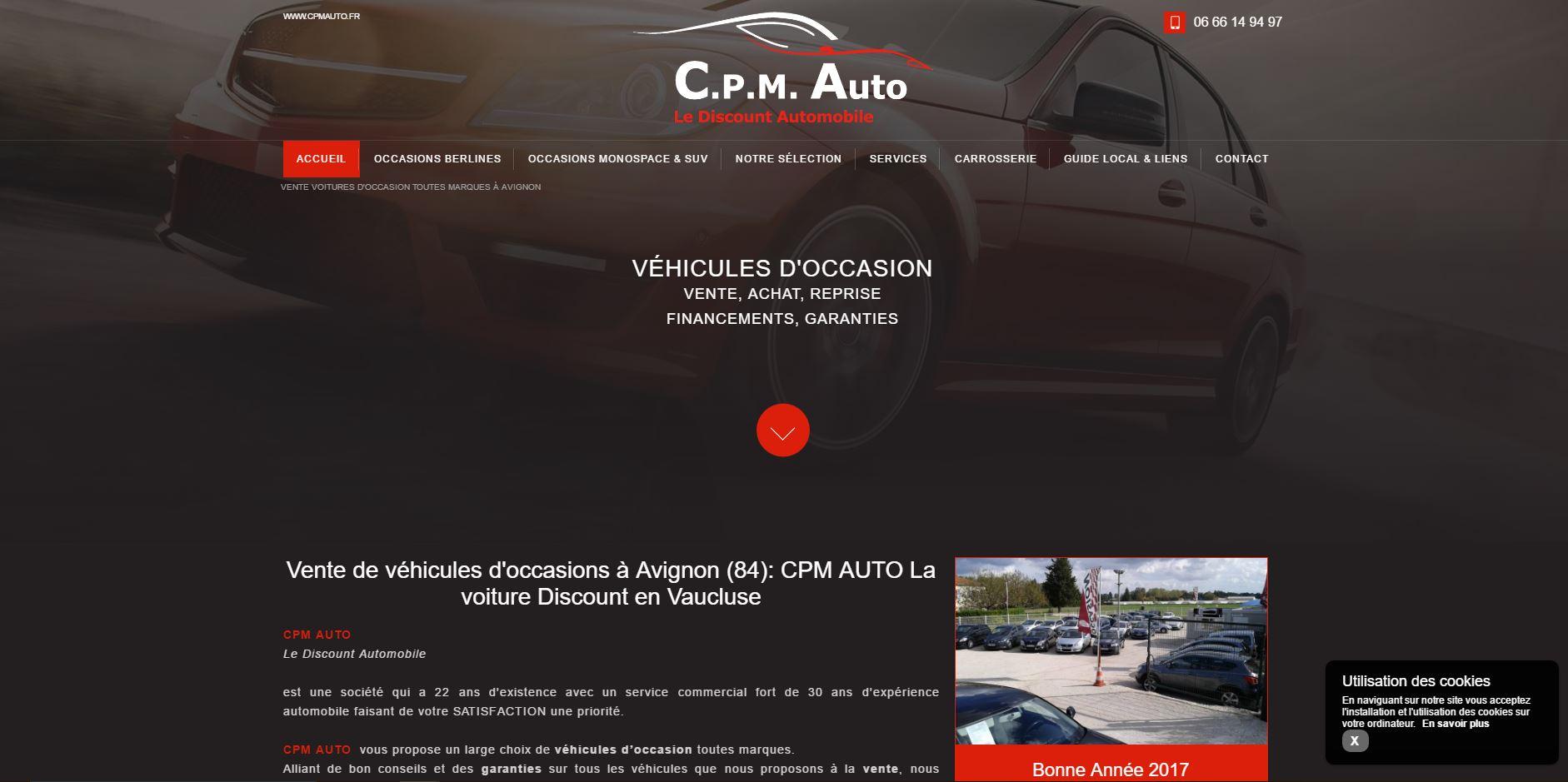 Achat voiture occasion Avignon
