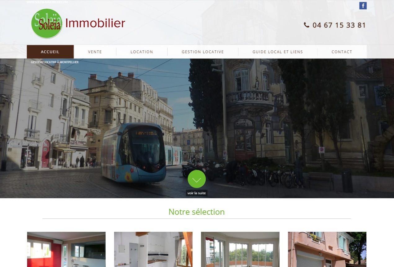 Soleia Immobilier