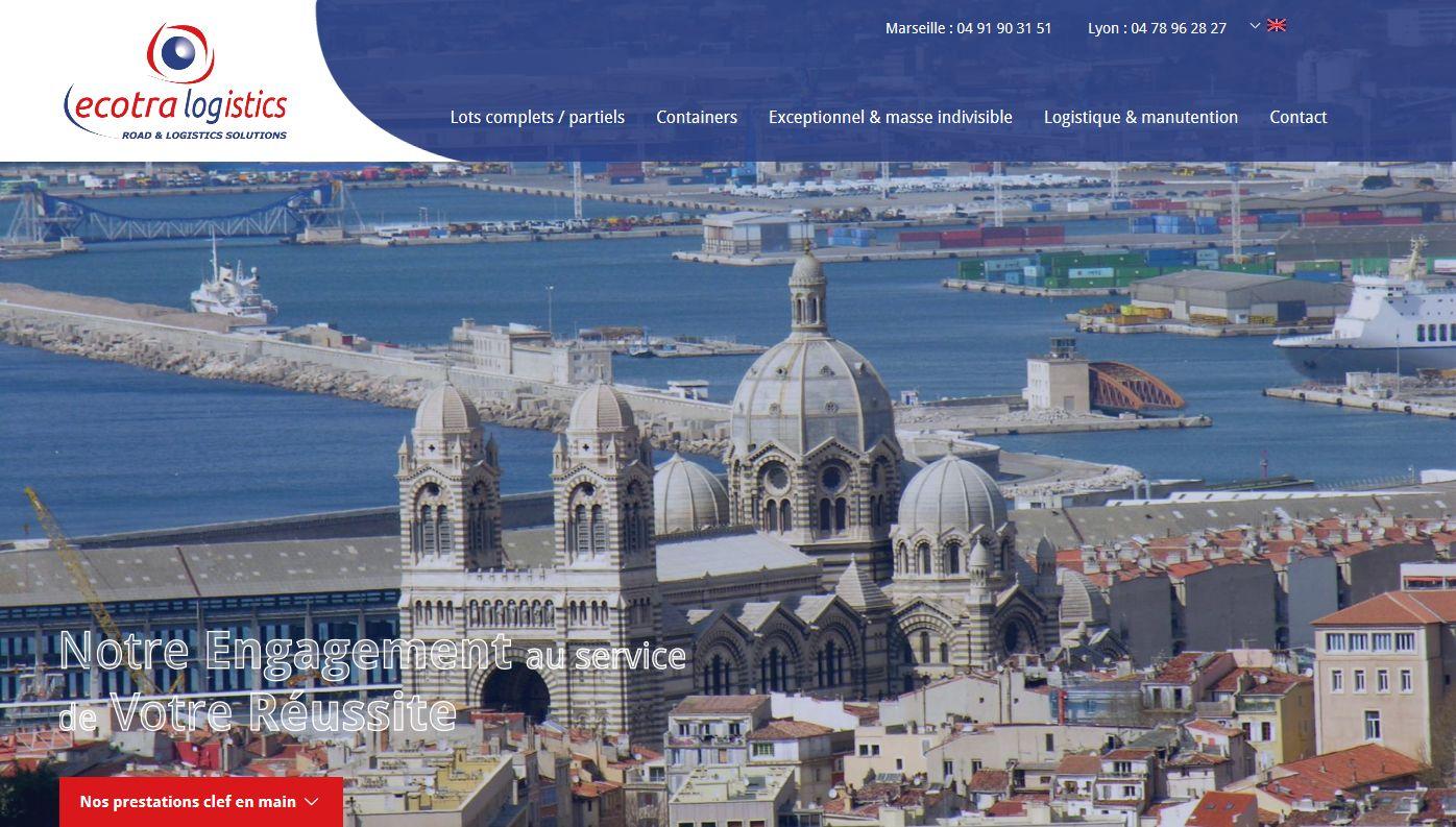 entreprise de transport de marchandises Marseille Lyon