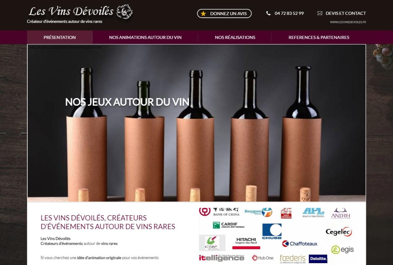 Evénements autour de vins rares à Lyon