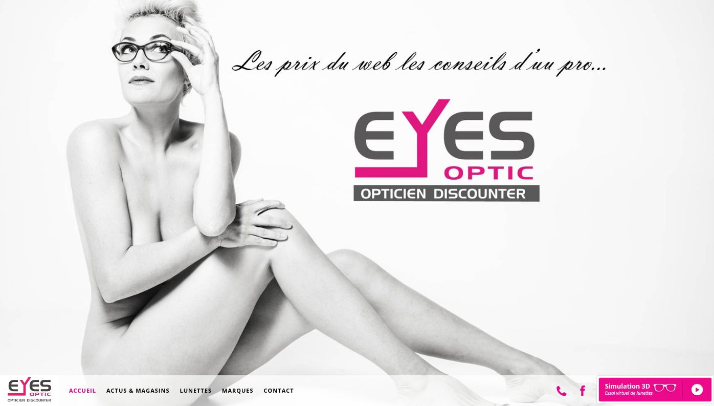 4999d343c53a88 Lunettes de vue et solaires à prix discount - Montpellier - Eyes Optic