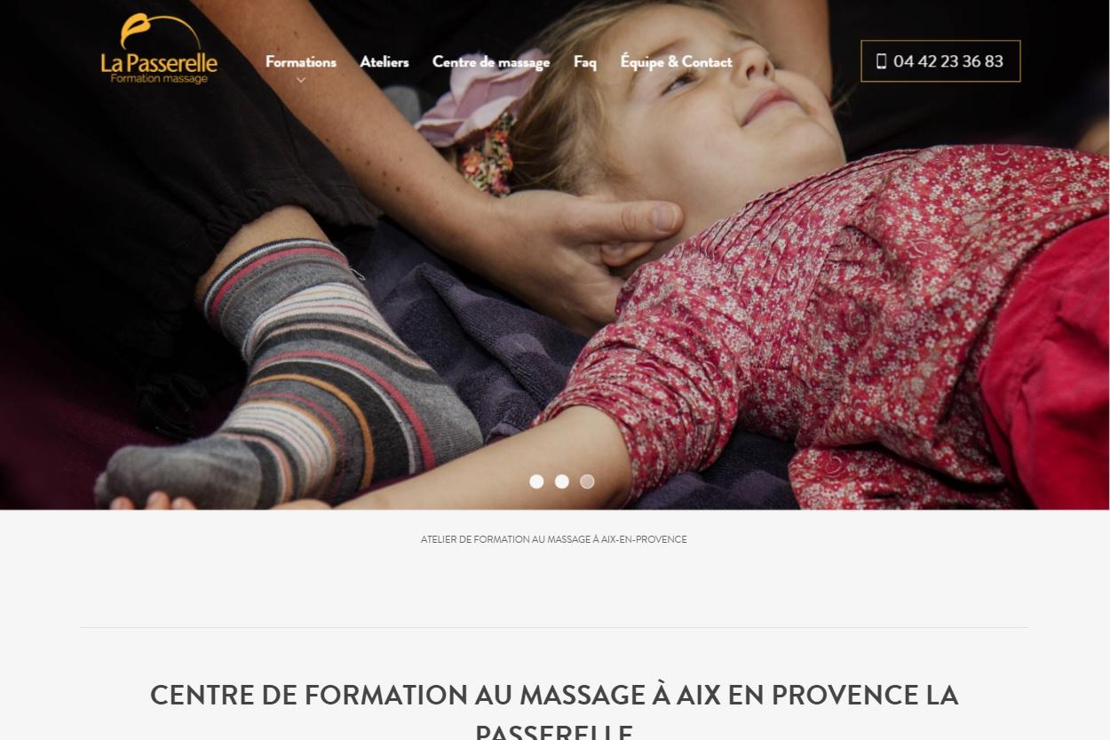 Leçons de massage pas chères à Aix-en-Provence