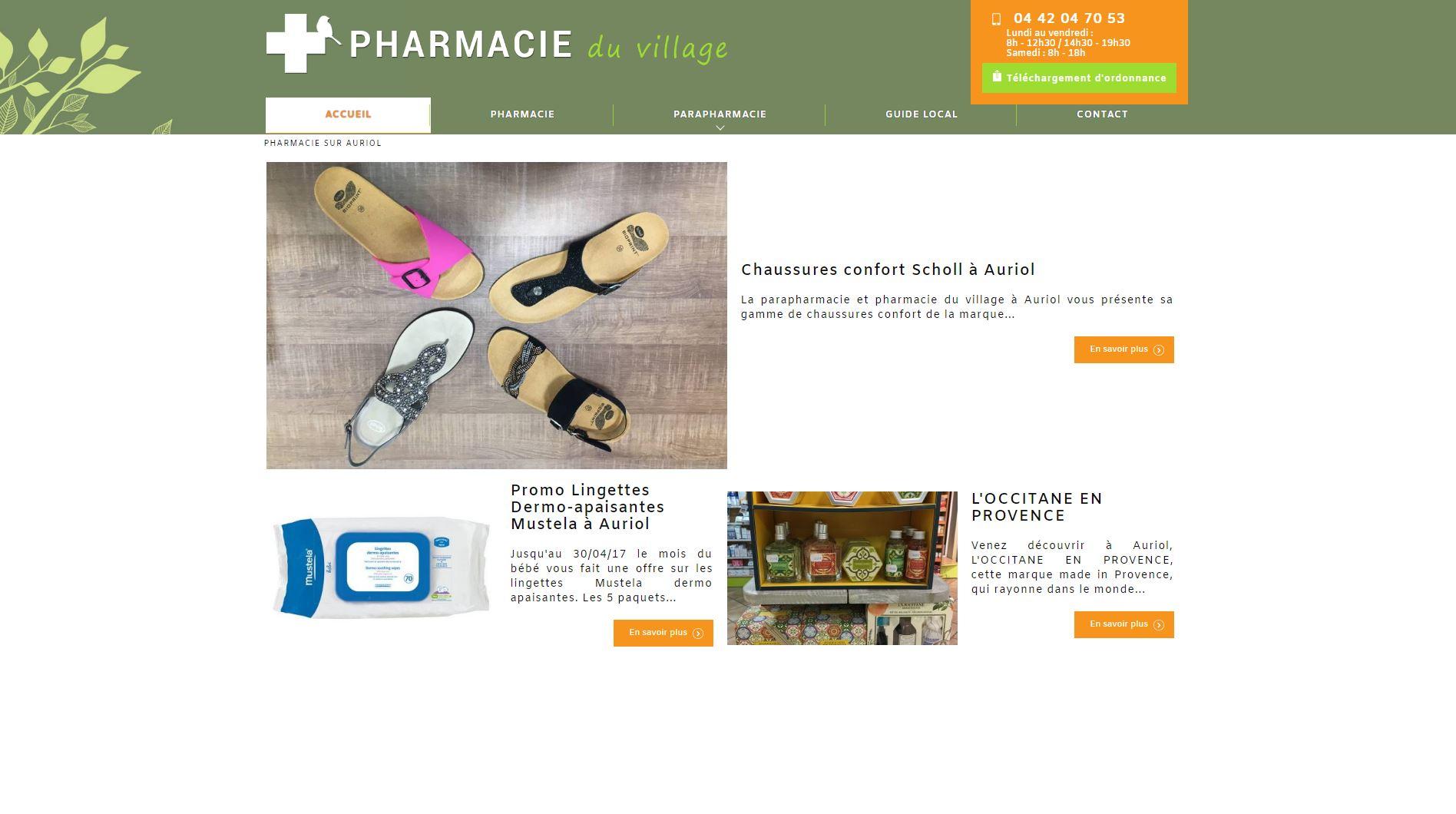 pharmacie auriol