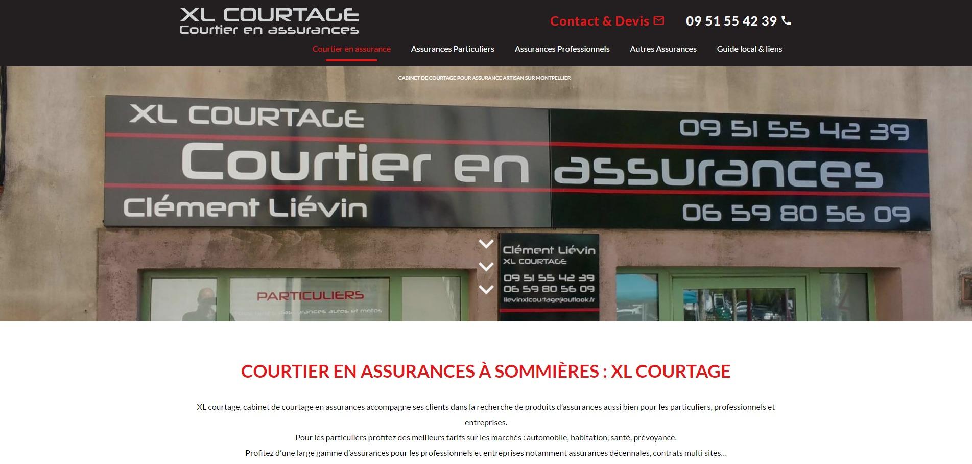 XL Courtage Sommières courtier en assurance auto