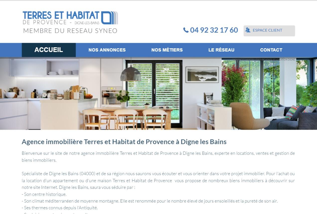 Terres et Habitat de Provence