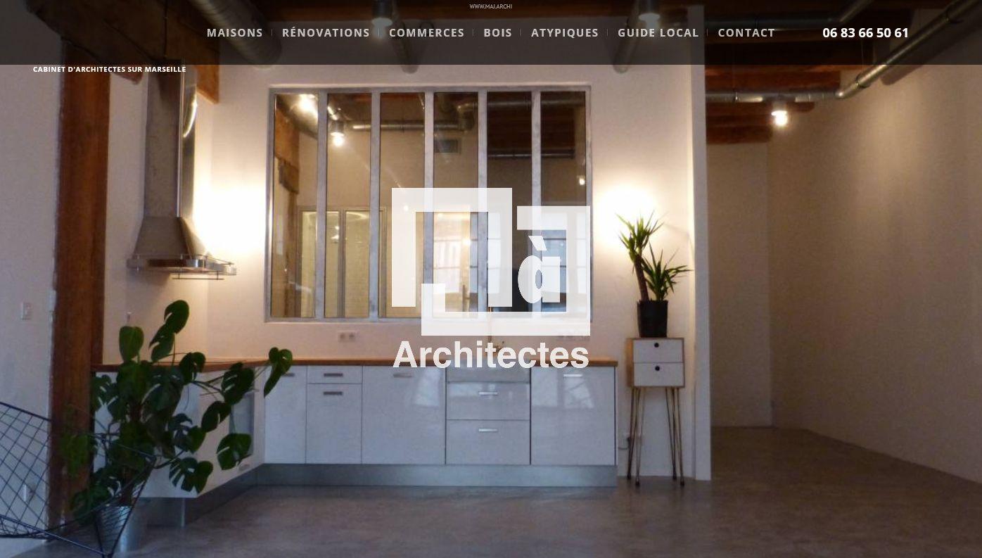 Cabinet d 39 architecture sp cialis en coconstruction marseille maj architectes jalis - Cabinet d architecture abidjan ...