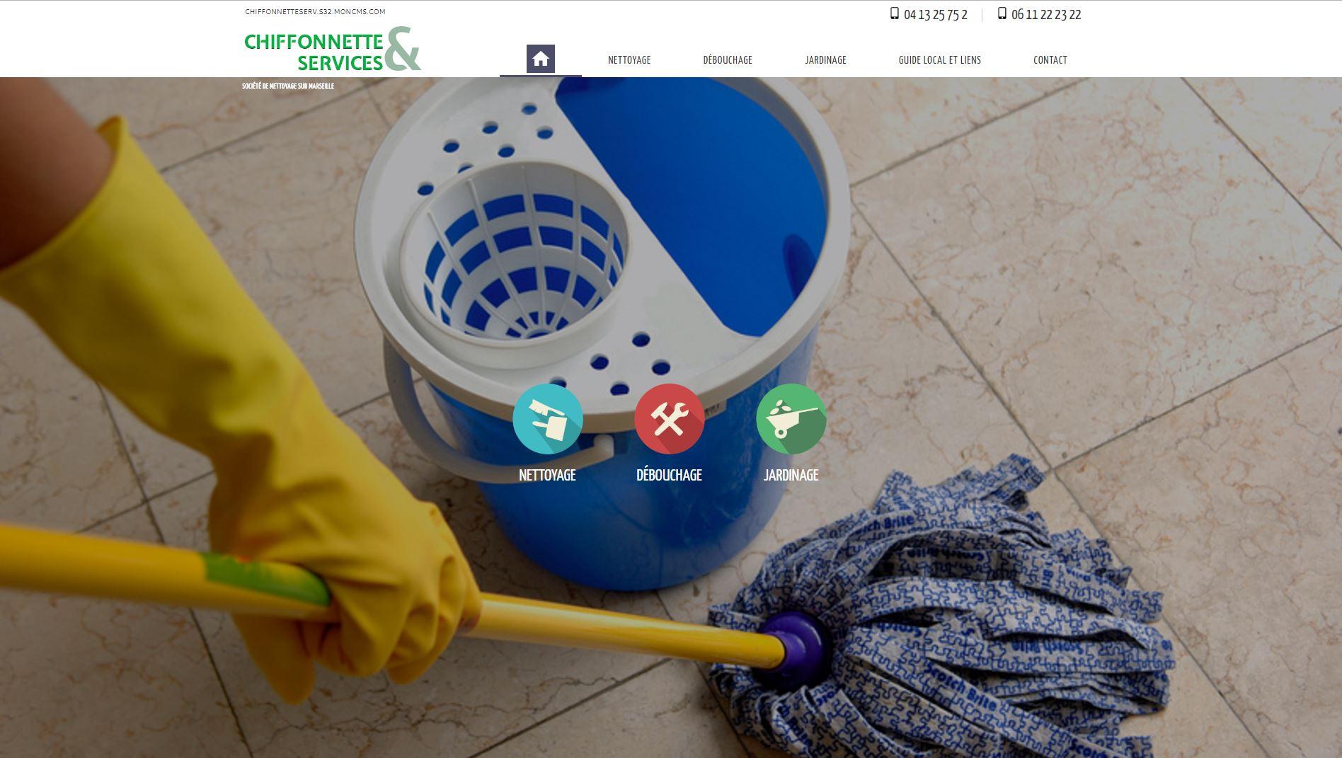 Entreprise nettoyage de copropriété Marseille