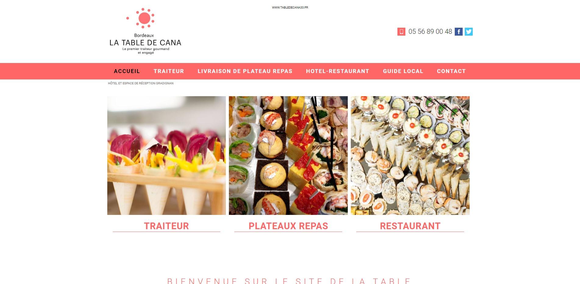 H tel restaurant pour s minaire et entreprises la table - Hotel la table de cana gradignan ...