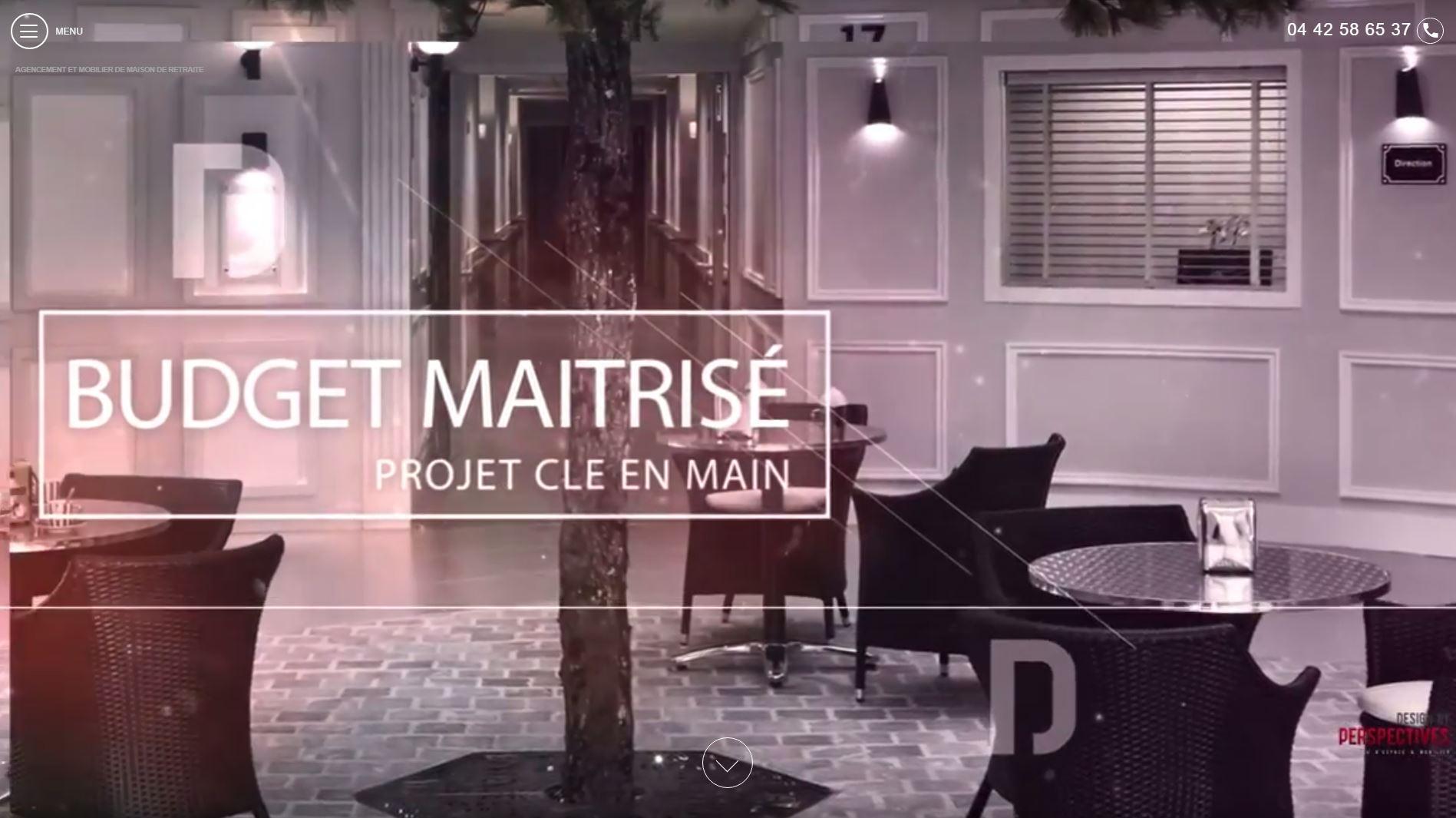 Agencement maison de retraite Marseille