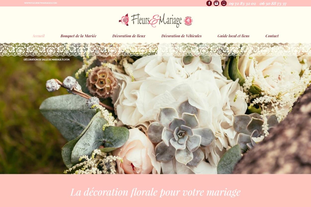 Vente de décorations florales à Vénissieux