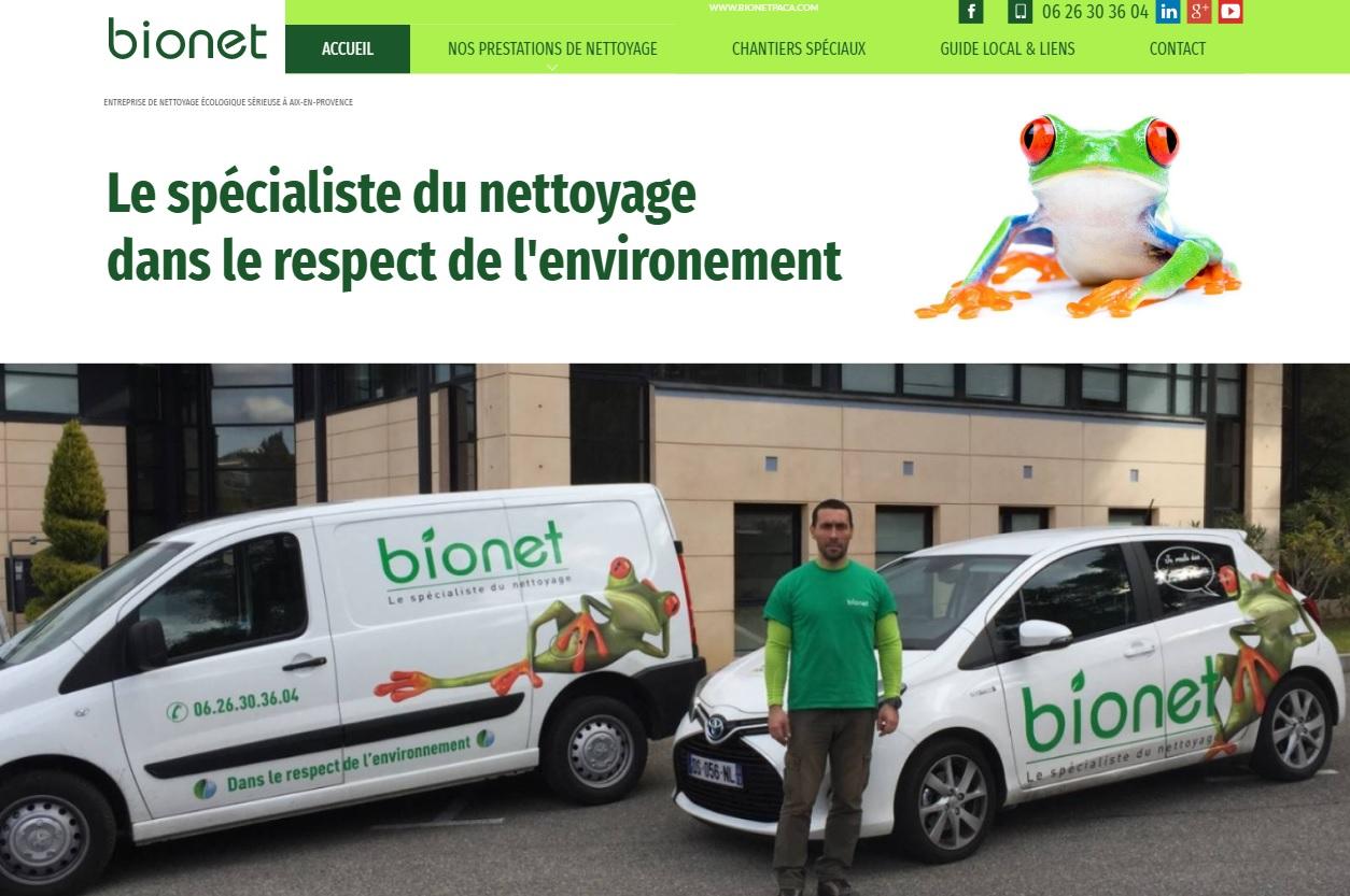Entreprise de nettoyage industriel à Aix-en-Provence