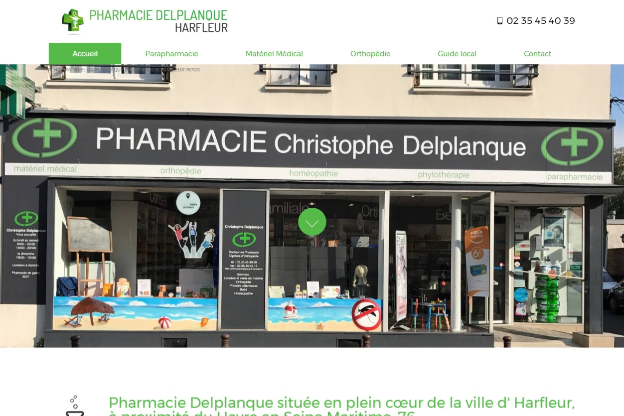 Location de matériel médical en pharmacie Harfleur 76700 - Pharmacie ... 845e375e84d0