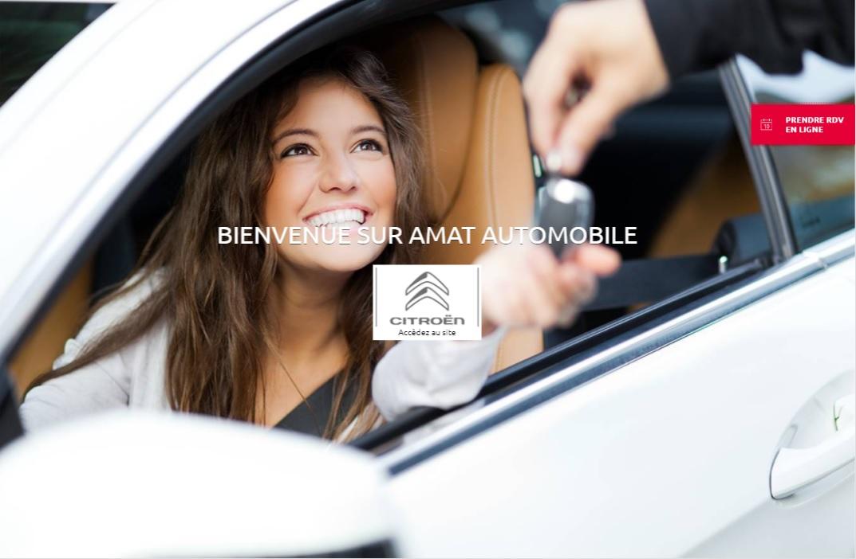 Achat Citroën neuve Fumel