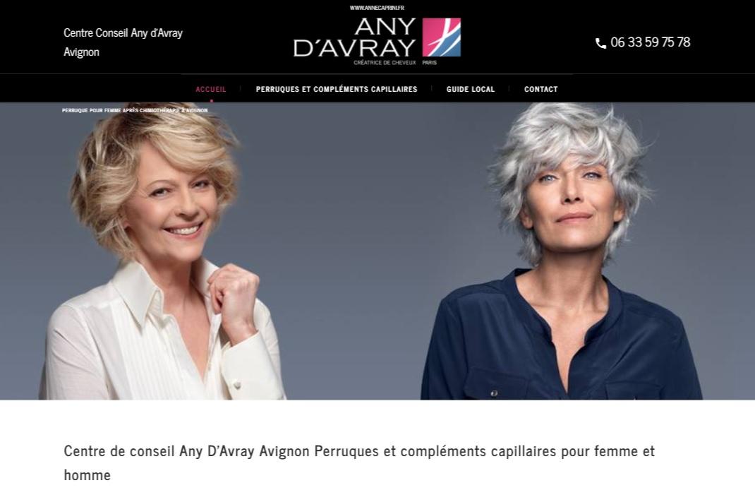 Magasin de perruques Avignon