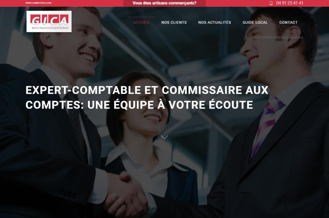 cabinet d experts comptables 224 marseille 13008 cabinet gica agence web marseille jalis