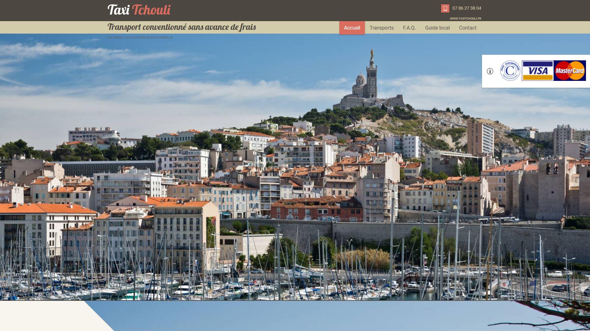 Taxi privé Marseille