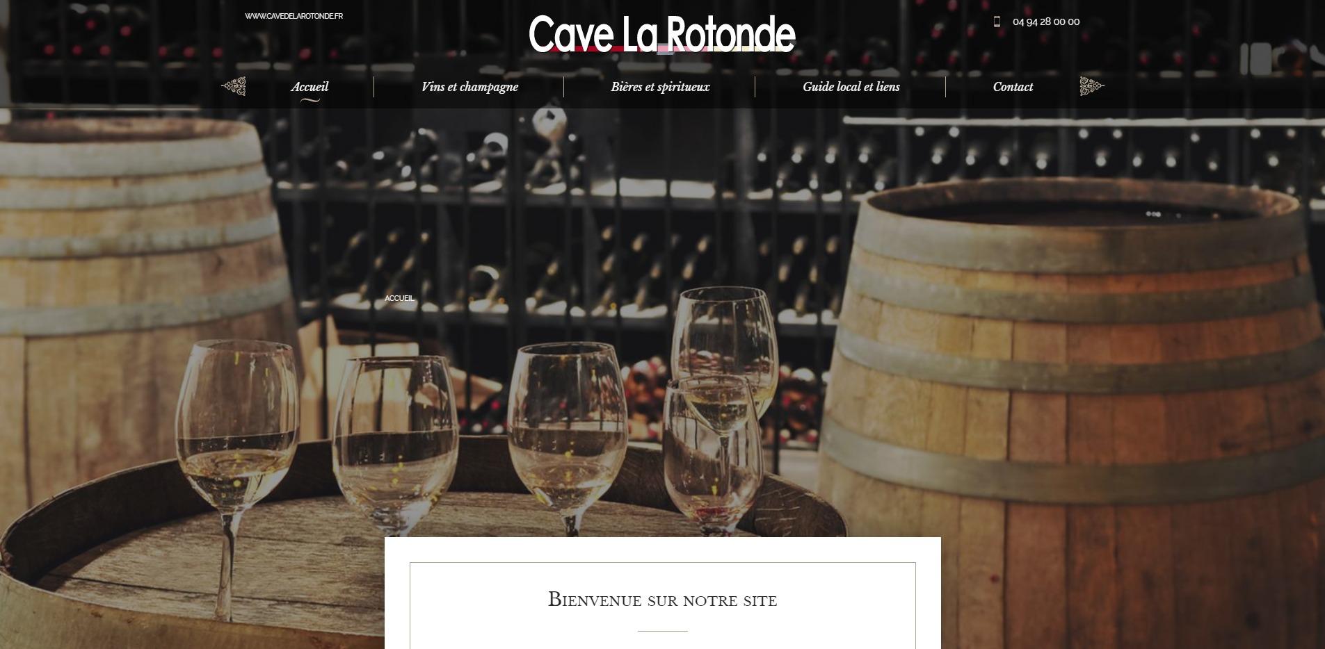 cave vins et spiritueux au pradet cave de la rotonde. Black Bedroom Furniture Sets. Home Design Ideas