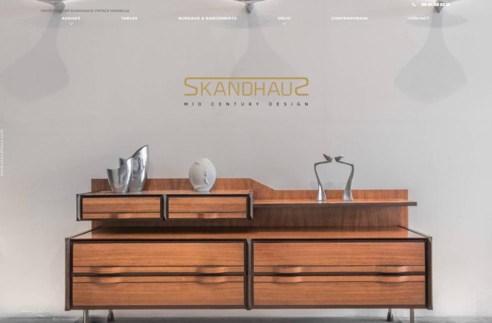 Boutique De Mobilier Scandinave A Marseille Skandhaus Jalis