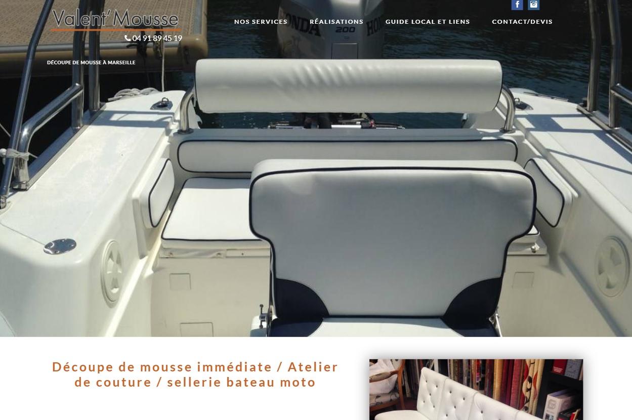 tapissier d 39 ameublement et d coupe de mousse marseille valent 39 mousse jalis. Black Bedroom Furniture Sets. Home Design Ideas