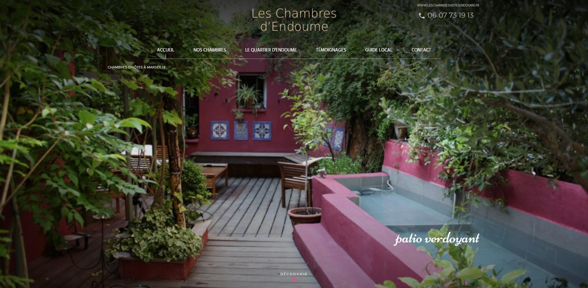 Chambres d'hôtes à Marseille