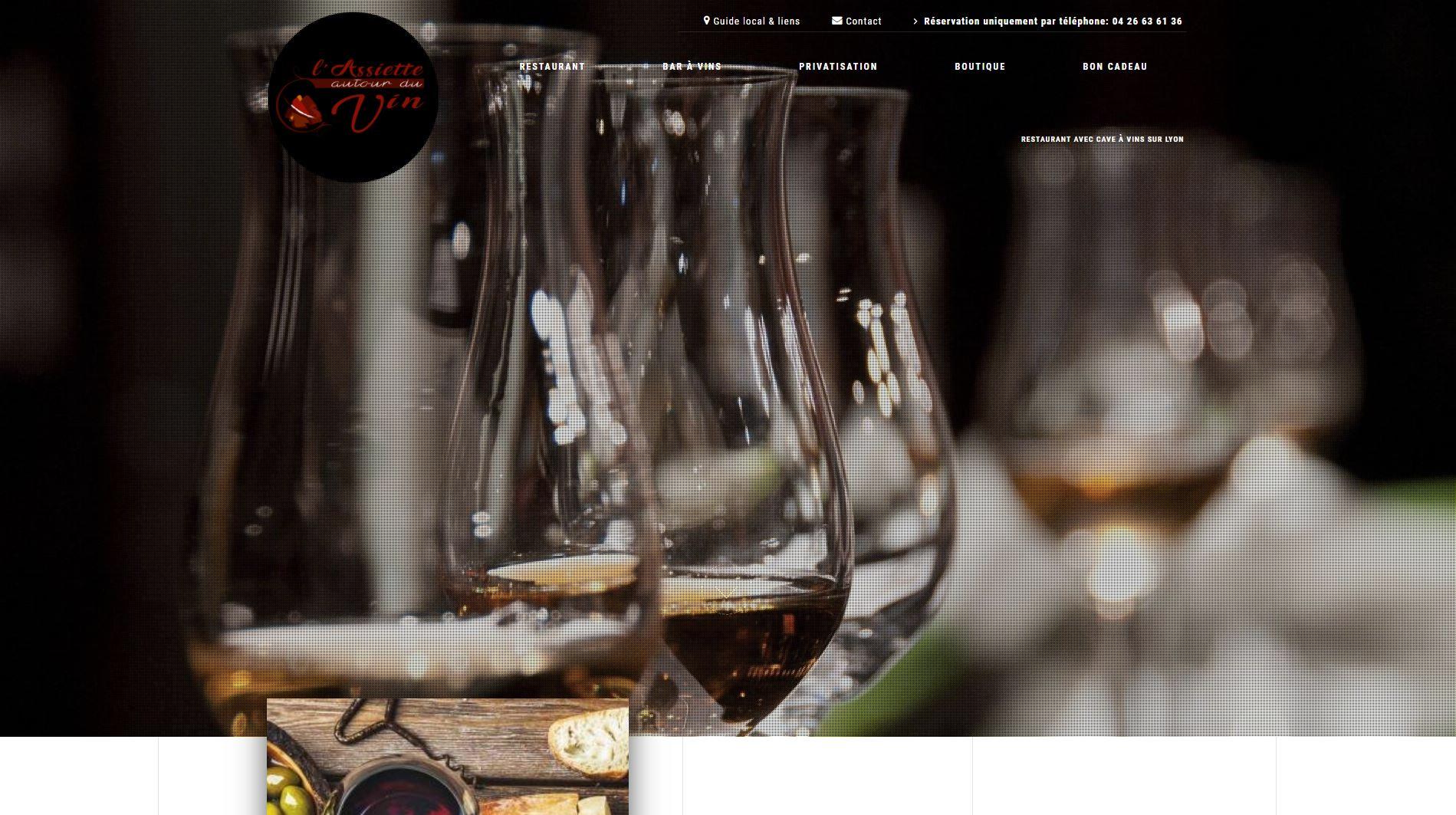 Bar à vin Lyon 3