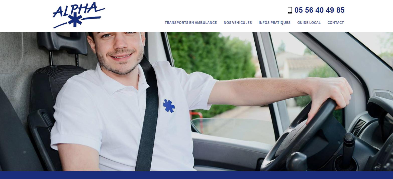 Trouver un numéro d'ambulance à Bordeaux
