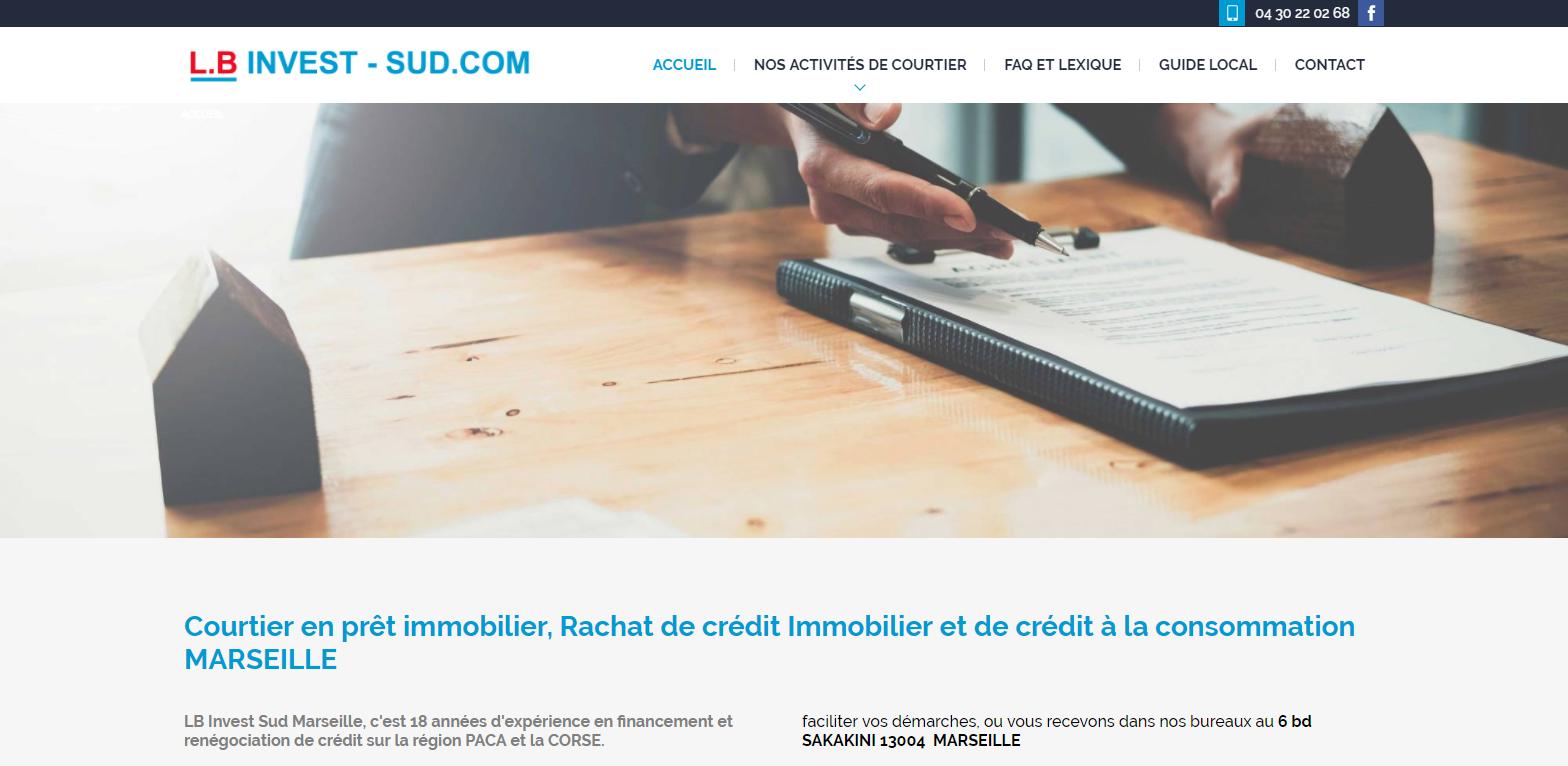 Courtier en prêt immobilier sur Marseille