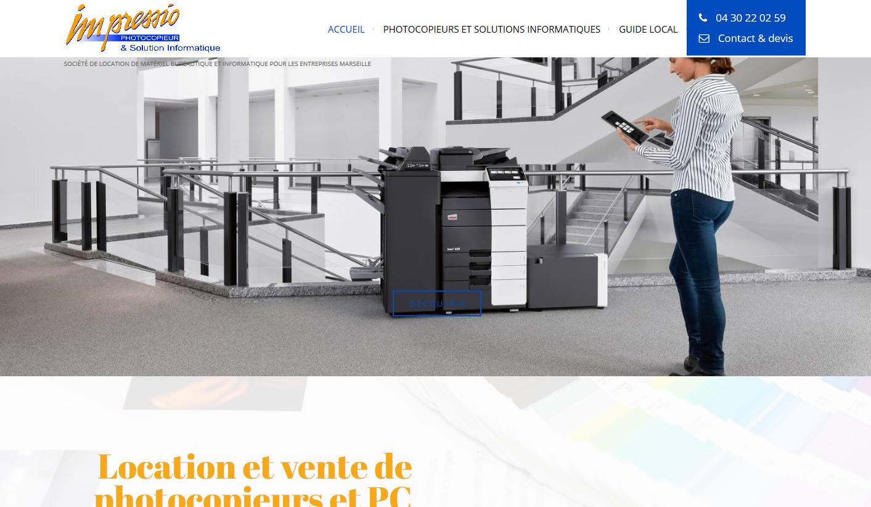 louer du matériel informatique pour les professionnels Marseille