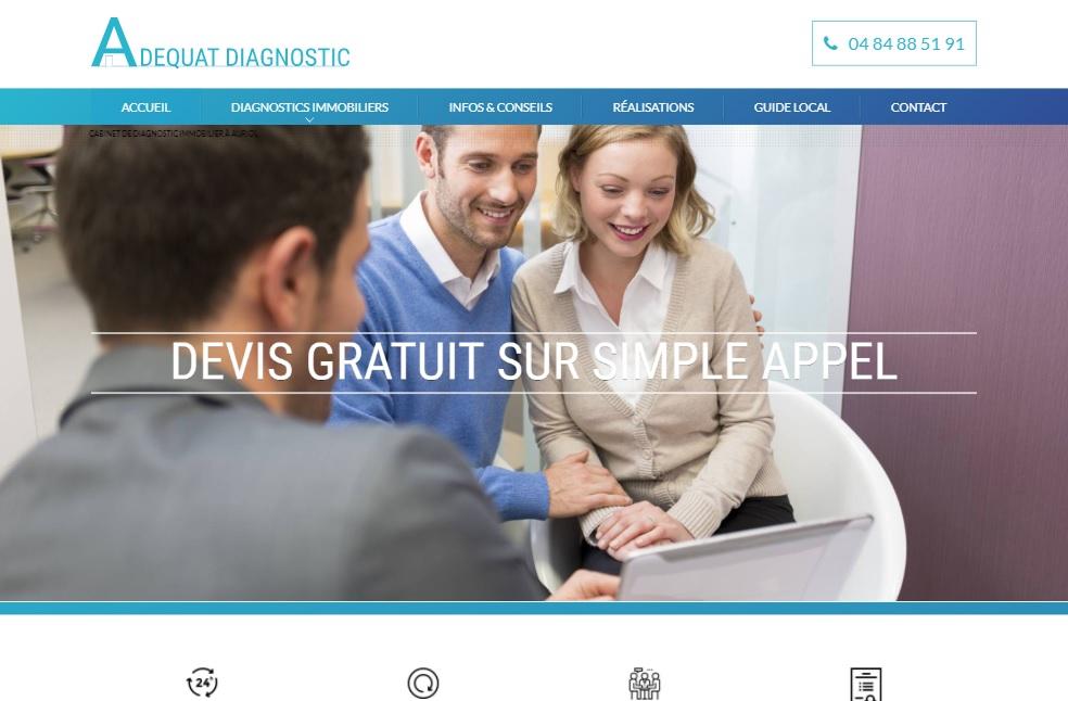 Diagnostic immobilier à Auriol