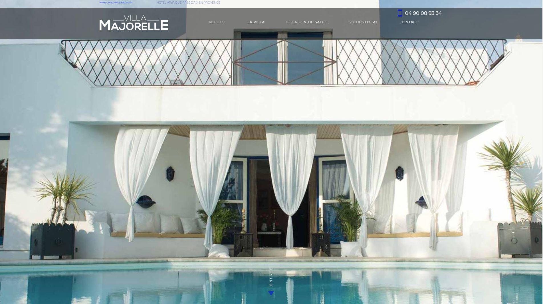 Hotel De Charme Aix En Provence Avec Piscine