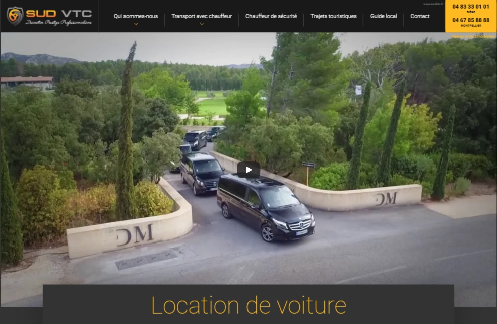 Réserver un VTC à Montpellier